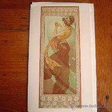 Postales: POSTAL DE ESTILO MODERNISTA. . Lote 18840651