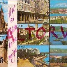 Postales: POSTAL A COLOR 933 GALICIA EDICIONES ARRIBAS. Lote 21382073