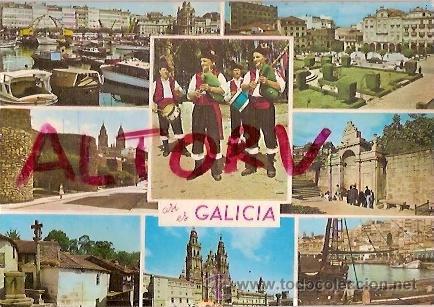POSTAL A COLOR 2926 GALICIA EDICIONES ARRIBAS (Postales - Postales Temáticas - Estilo)
