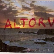 Postales: POSTAL A COLOR Nº 27 SEGUNDA COLECCION DE CONTRALUZ ESCUDO DE ORO ESCRITA. Lote 21707507