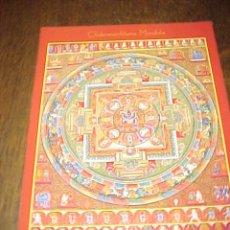 Postales: POSTAL TIBETANA. CHAKRASAMBHARA MANDALA. SURENDRA'S TIBETAN THANKA TREASURE. . Lote 21795722