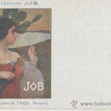 Postales: COLLECTION JOB. PUBLICIDAD. ILUSTRACIÓN DE MAXENCE. AÑO 1905. . Lote 27416349