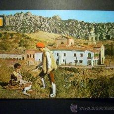 Postales: 8748 ESPAÑA SPAIN CATALUÑA TIPICA L´HEREU I LA PUBILLA POSTCARD AÑOS 60 CIRCULADA TENGO MAS POSTALES. Lote 24607340