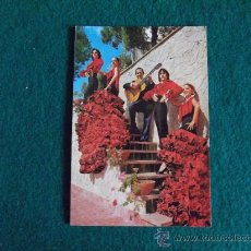 Postales: POSTALES-FLAMENCOS-ESCRITA-CIRCULADA-SELLADA. Lote 29368468
