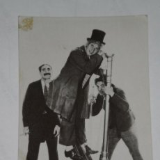 Postales: POSTAL CP 117 MARX BROTHERS ( EDITION DELTA-PRODUCTIONS- FRANCE ) . ESTA USADA . . Lote 30167306