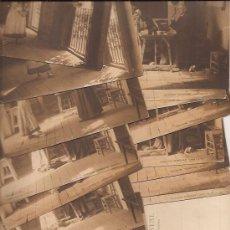 Postales: COLECCIÓN CÁNOVAS DE HAUSER Y MENET. SERIES L Y LL COMPELTAS. NUMERADAS 1 A 20. DORSO SIN DIVIDIR. Lote 35110811