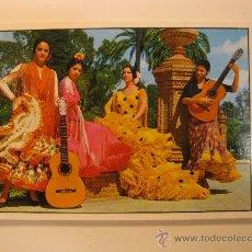 Cartes Postales: ESPAÑA TÍPICA (ANDALUCÍA), CIRCULADA, T5448. Lote 36507385