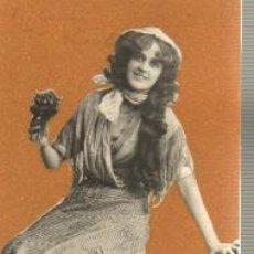 Postales: POSTAL MODERNISTA AÑOS - CIRCULADA 1914. Lote 36838662