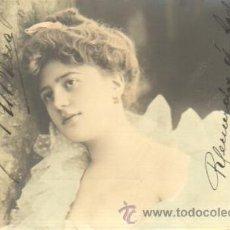 Postales: POSTAL MODERNISTA AÑOS - CIRCULADA 1903. Lote 36838677