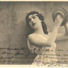 Postales: POSTAL MODERNISTA - CIRCULADA EN 1903. Lote 36838698