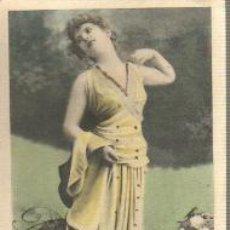 Postales: POSTAL MODERNISTA - CIRCULADA EN 1902. Lote 36838702