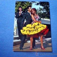Postales: POSTAL FLAMENCO MARINA TORRES BAILE ANDALUZ LA CAÑA II NO CIRCULADA. Lote 38045354