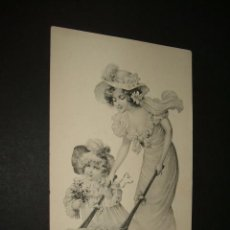 Postales: POSTAL PAREJA M. VIENNE MUNK ILUSTRADOR Nº 739. Lote 43602980