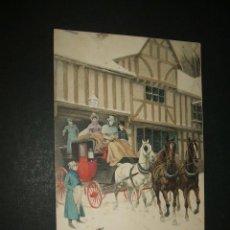 Postales: POSTAL 1910 DILIGENCIA COLECCION VIENNE Nº 478. Lote 43603190