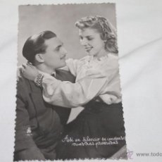 Postales: POSTAL ROMANTICA LORCA. Lote 44322986