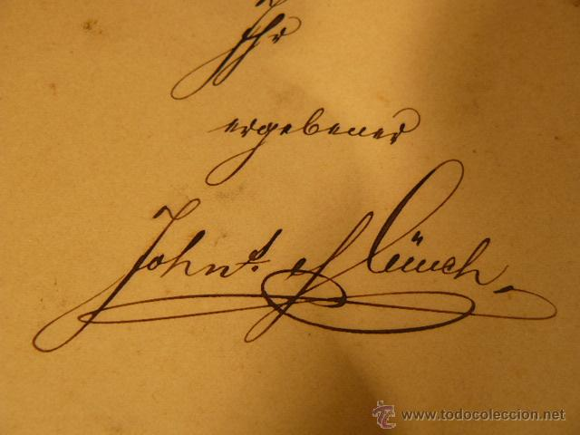Postales: POSTAL ANTIGUA INNIGSTE GRATULATION AÑO 1888 - Foto 7 - 45987909
