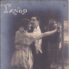 Postales: P- 4429. POSTAL FOTOGRAFICA TRISA. TANGO. Nº 2989. . Lote 54806567
