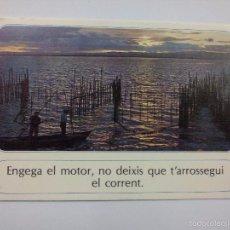 Postales: BONITA POSTAL. REFLEXIONES. EDC ESCUDO DE ORO. CIRCULADA. Lote 56800675