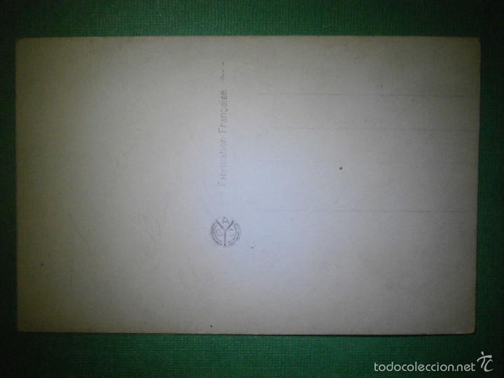 Postales: Antigua Postal Francesa de estilo - Principios Siglo XX - - Foto 2 - 150978016