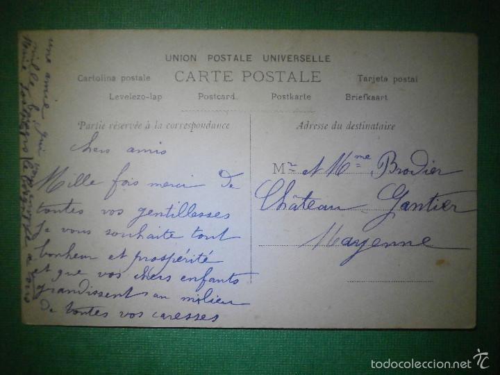 Postales: ANTIGUA POSTAL FRANCESA DE ESTILO - PRINCIPIOS SIGLO XX - - Foto 2 - 57449310