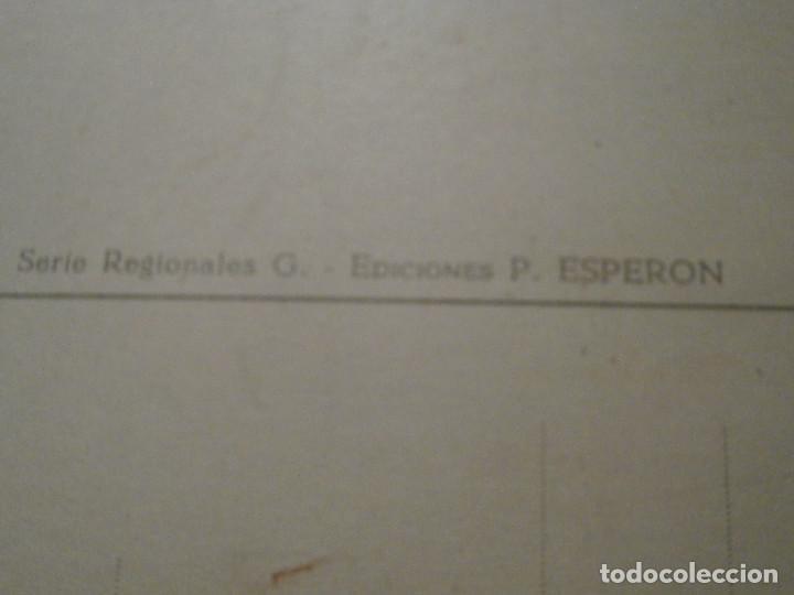 Postales: Postal - España - Serie Regionales - Grande - P. Esperon - Andalucía - Sin escribir ni circular - Foto 2 - 62093916