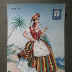 Postales: POSTAL - ESPAÑA - SERIE REGIONALES - GRANDE - P. ESPERON - TENERIFE - SIN ESCRIBIR NI CIRCULAR. Lote 62094024