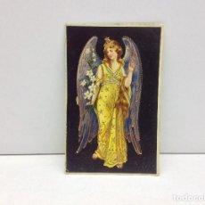 Cartoline: RARA POSTAL TROQUELADA ESTILO MODERNISTA. CIRCULADA EN 1910. Lote 66195014