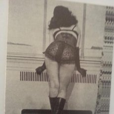 Cartoline: TARJETA POSTAL SIN CIRCULAR ACARTONADA - VINTAGE BIZARRE 12. Lote 68735605
