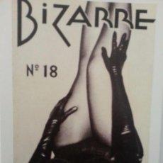 Cartoline: TARJETA POSTAL SIN CIRCULAR ACARTONADA - VINTAGE BIZARRE 18. Lote 69919485