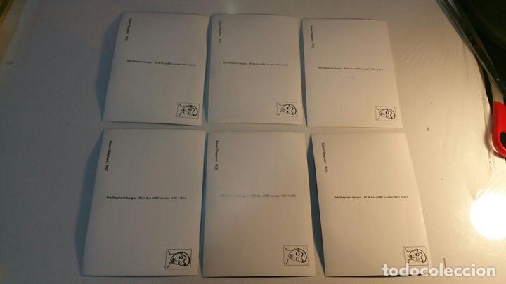Postales: 6 POSTALES ROB SHEPHERD DESIGNS BCM BOX LONDON - Foto 2 - 94048740