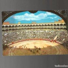 Postales: POSTAL CIRCULADA - PLAZA DE TOROS 803 - SALIDA DE LA CUADRILLA - EDITA BV. Lote 94339342