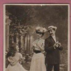 Postales: POSTAL ESTILO ROMANTICA - ESCRITA 1907 - . Lote 95481167