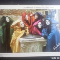 Postales: BONITA POSTAL ITALIA VENECIA CARNAVALES VENEZIA. Lote 99091135