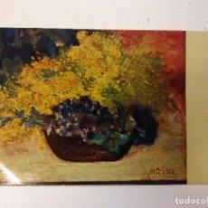 Postales: BONITA TARJETA POSTAL. ARTÍSTICA. CON SELLO. Lote 104267751