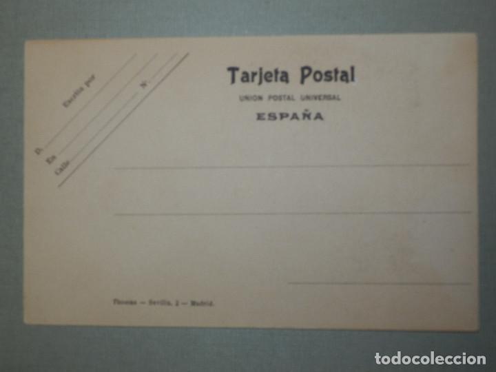 Postales: Postal - Estilo - Erótica - Edcición Española - THOMAS - Los cinco sentidos - El Olfato - Le Odorat - Foto 2 - 105131395