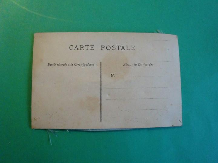 Postales: CARTE POSTALE - ESTILO ROMANTICO TELA PINTADA - PRINCIPIOS SIGLO XX - Foto 2 - 109607319