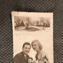 Postales: POSTAL/1223-4 PAREJA DE ENAMORADOS (H.1940?). Lote 112770798