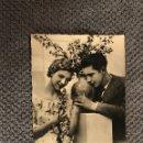 Postales: POSTAL/CID 1619 PAREJA ROMÁNTICA (H.1940?). Lote 112773967