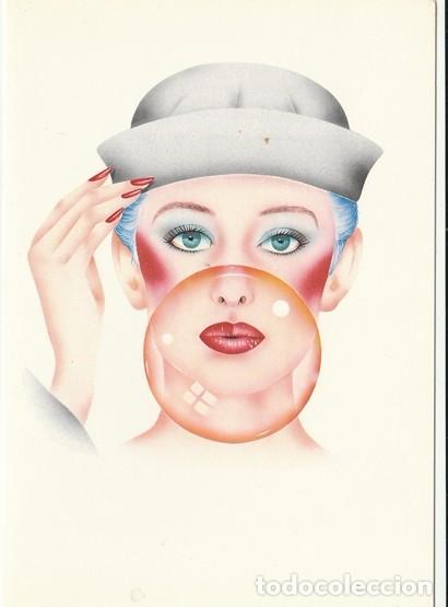 POSTAL MODERNA ORIGINAL - BUBBLES BY FRANK SMITH - ATHENA INTERNATIONAL - INGLATERRA - NUEVA (Postales - Postales Temáticas - Estilo)