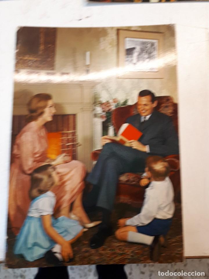 Postales: 17 postales vintage familias - Foto 3 - 112963335