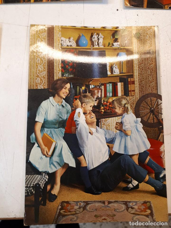 Postales: 17 postales vintage familias - Foto 4 - 112963335