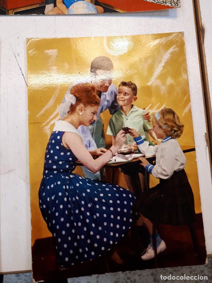 Postales: 17 postales vintage familias - Foto 5 - 112963335