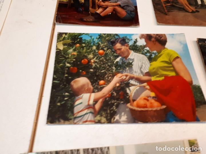 Postales: 17 postales vintage familias - Foto 9 - 112963335