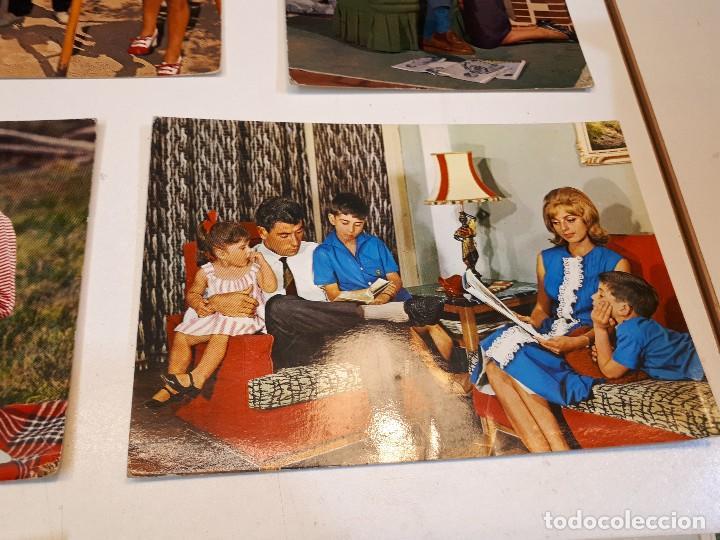 Postales: 17 postales vintage familias - Foto 12 - 112963335