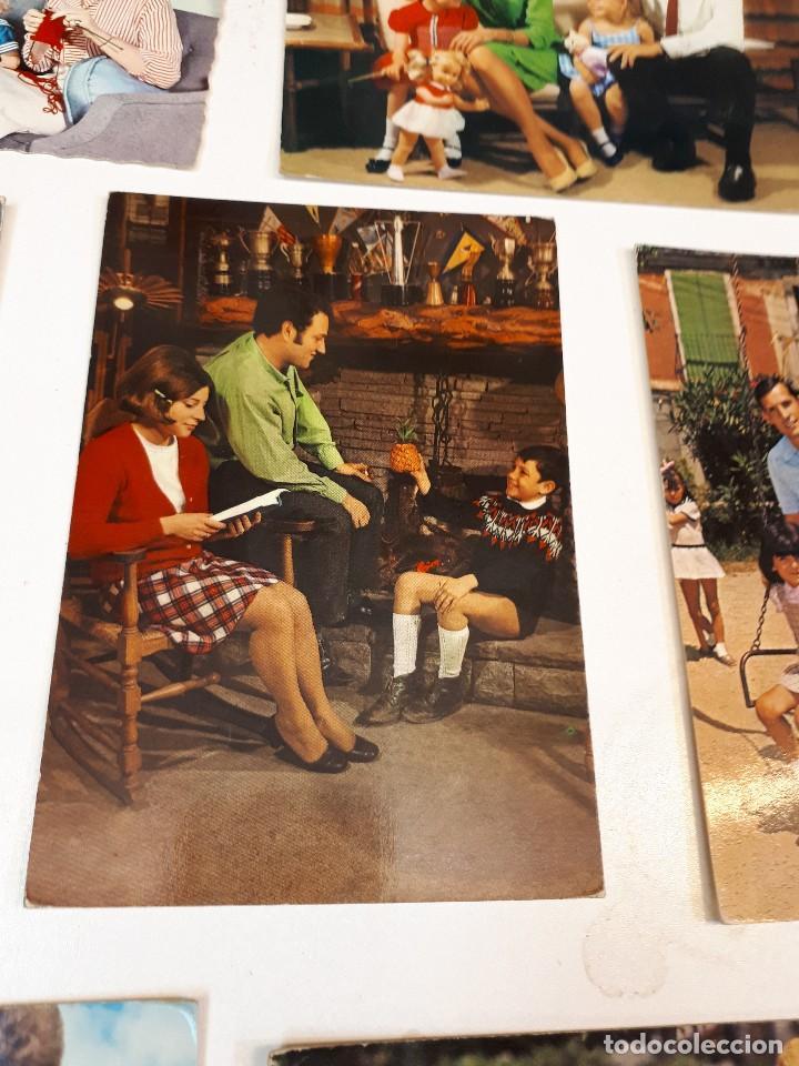 Postales: 17 postales vintage familias - Foto 14 - 112963335