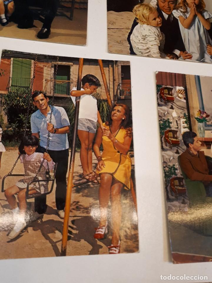 Postales: 17 postales vintage familias - Foto 15 - 112963335