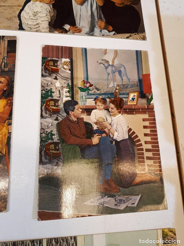 Postales: 17 postales vintage familias - Foto 16 - 112963335
