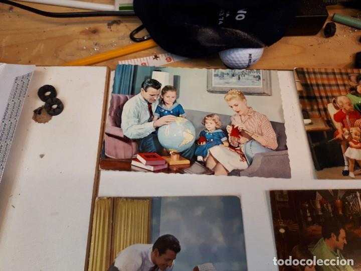 Postales: 17 postales vintage familias - Foto 17 - 112963335