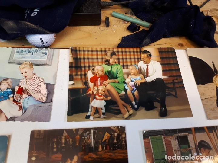 Postales: 17 postales vintage familias - Foto 18 - 112963335