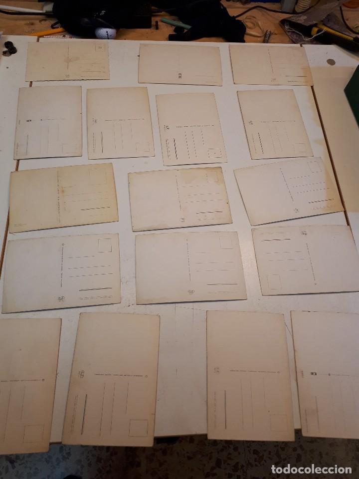 Postales: 17 postales vintage familias - Foto 20 - 112963335